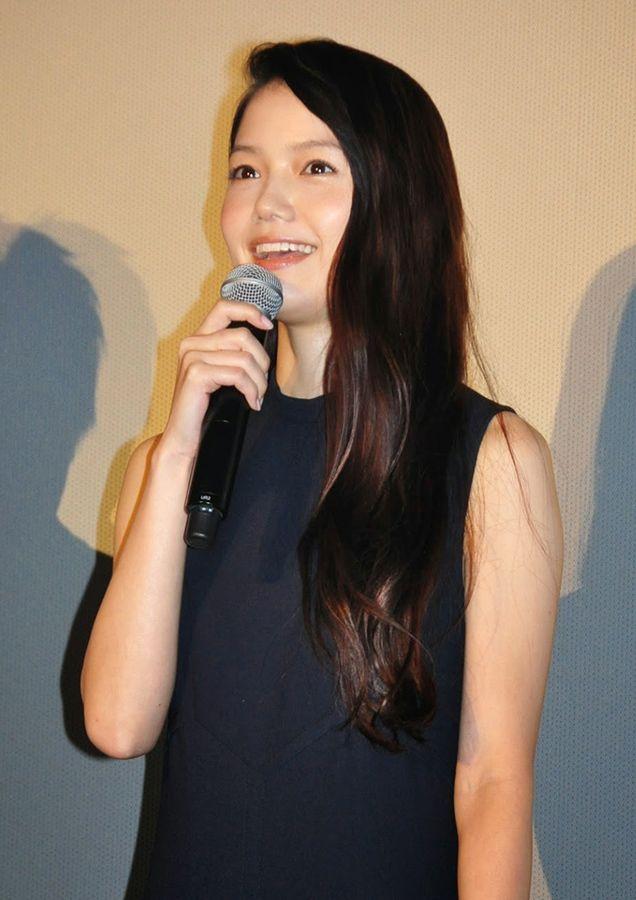 宮崎あおい/『神様のカルテ2』初日舞台挨拶