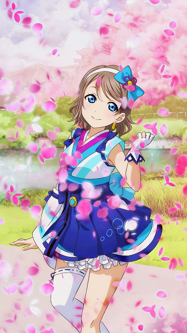 764 best Love Live! Iphone wallpapers images on Pinterest