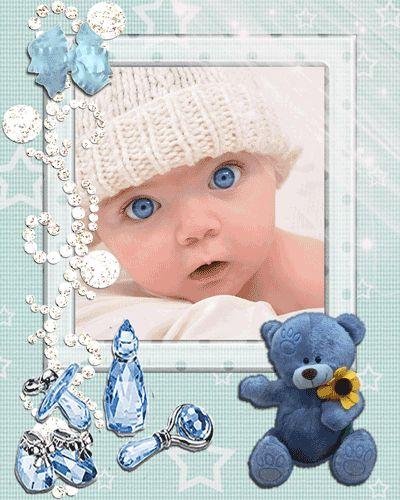 Hacer Fotomontaje para Bebé
