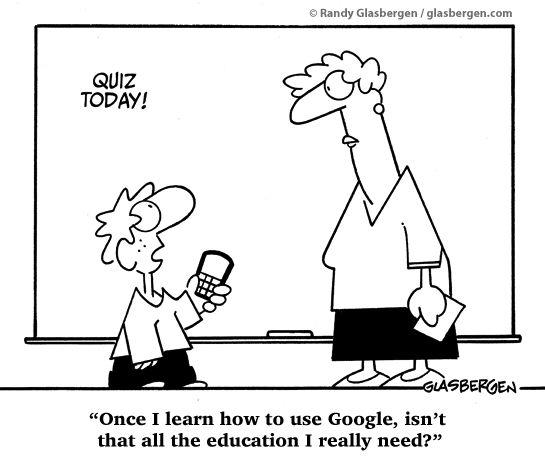 Educational Cartoon