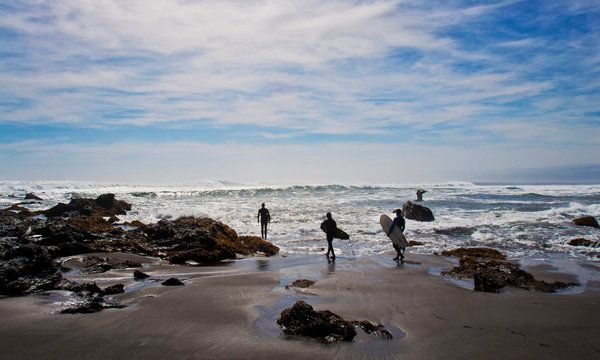 Pichilemu Beach: Drawn to the Magnet of Chile's Surf Coast - NYTimes.com