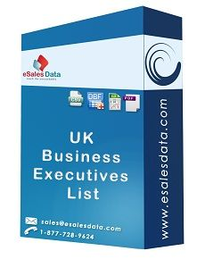 UK B2B executives list gives you confidence to reach key decision makers of top UK businesses.