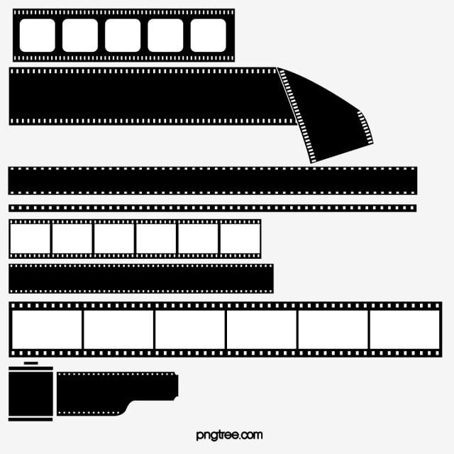 Film Film Template Material Film Clipart Film Video Tape Png And Vector With Transparent Background For Free Download Film Background Design Tape Free Vector Graphics