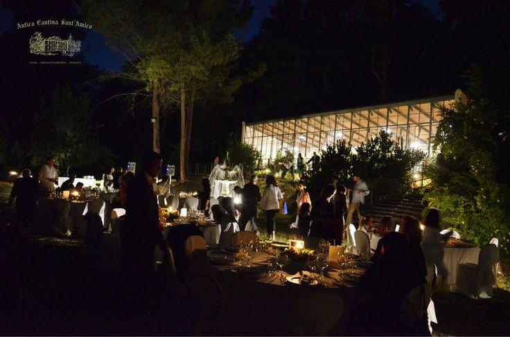 Eventi Privati sul Prato dell' Orangerie Sant Amico