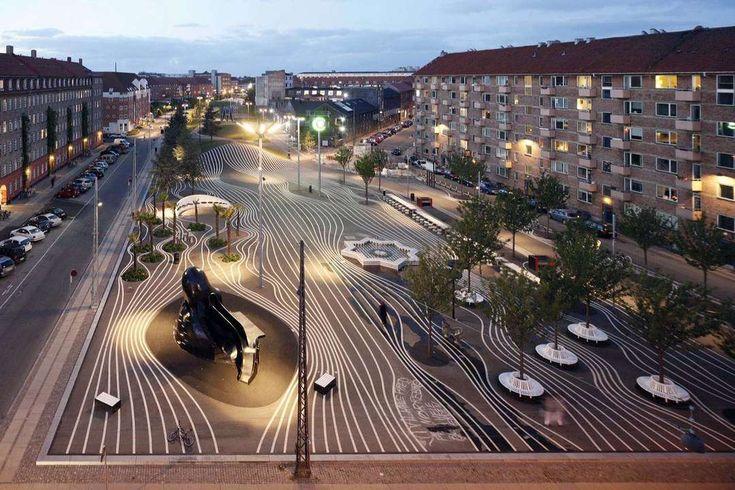 8 Public Plazas for Your Perambulating and Perusing Pleasure - Architizer