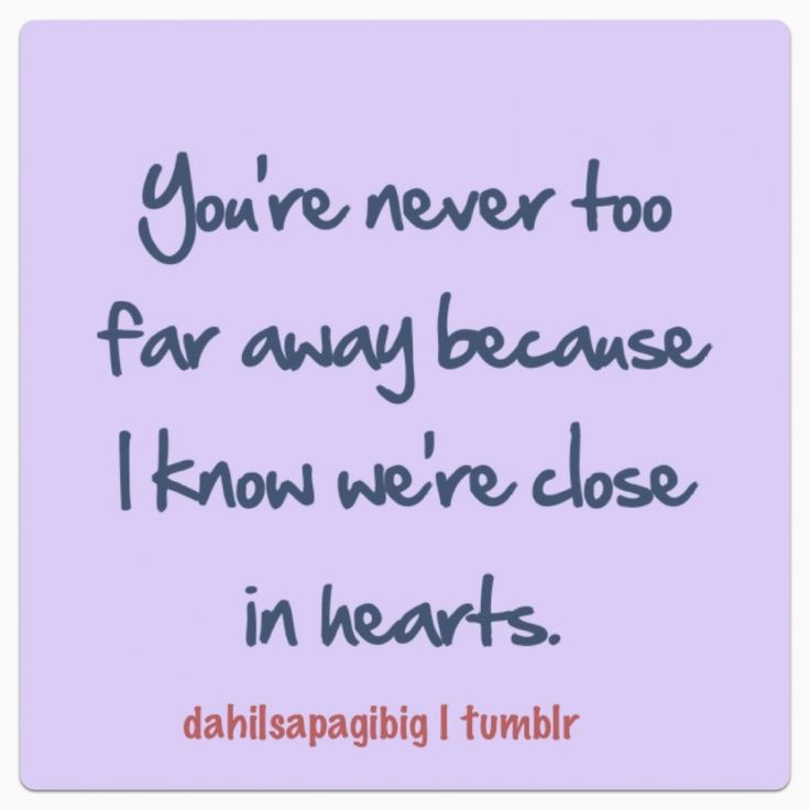 25+ Best Far Away Quotes On Pinterest