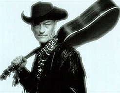 Stompin Tom Connors. Canadian Musician.