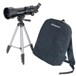 @Overstock - The Travel Scope 70 from Celestron is made of high quality materials to ensure stability and durability. Featuring a compact and portable design with ample optical performance, the travel scope is ideal for terrestrial and casual astronomical observation.http://www.overstock.com/Sports-Toys/Celestron-Travel-Scope-70-Telescope/6008436/product.html?CID=214117 AUD              77.00