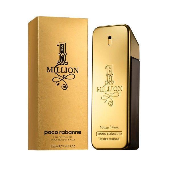 nice Perfume One Million Masculino Eau de Toilette 100ml - Paco Rabanne 4065987