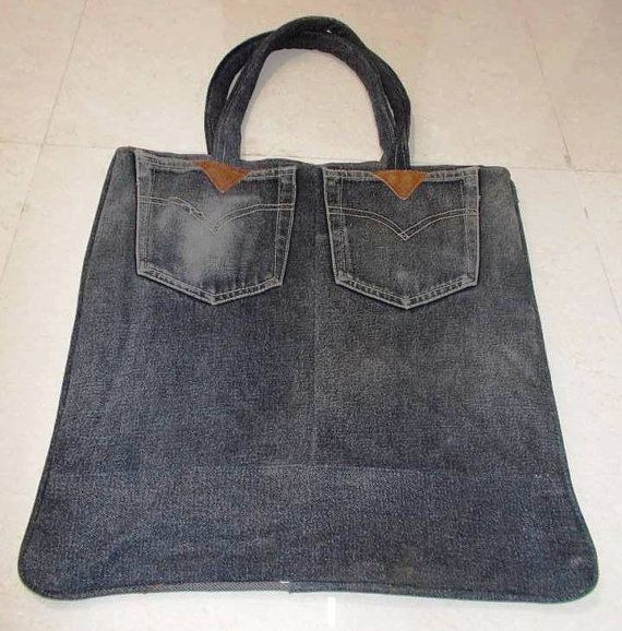 Hey, I found this really awesome Etsy listing at https://www.etsy.com/listing/205565164/recycled-denim-handbag-collection-from