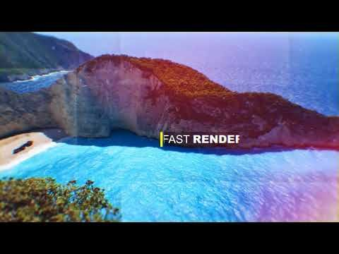 After Effects intro template | Parallax Opener + Free Download