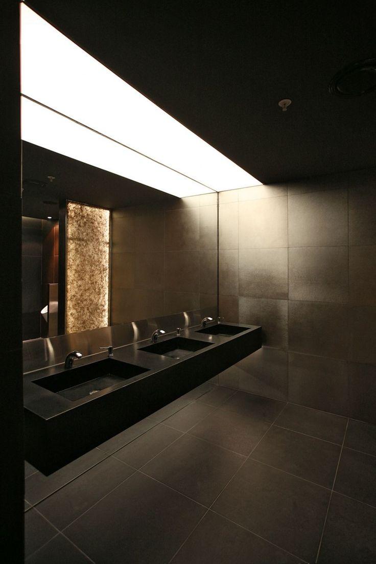 101 best images about public restroom ideas on pinterest for Office restroom design