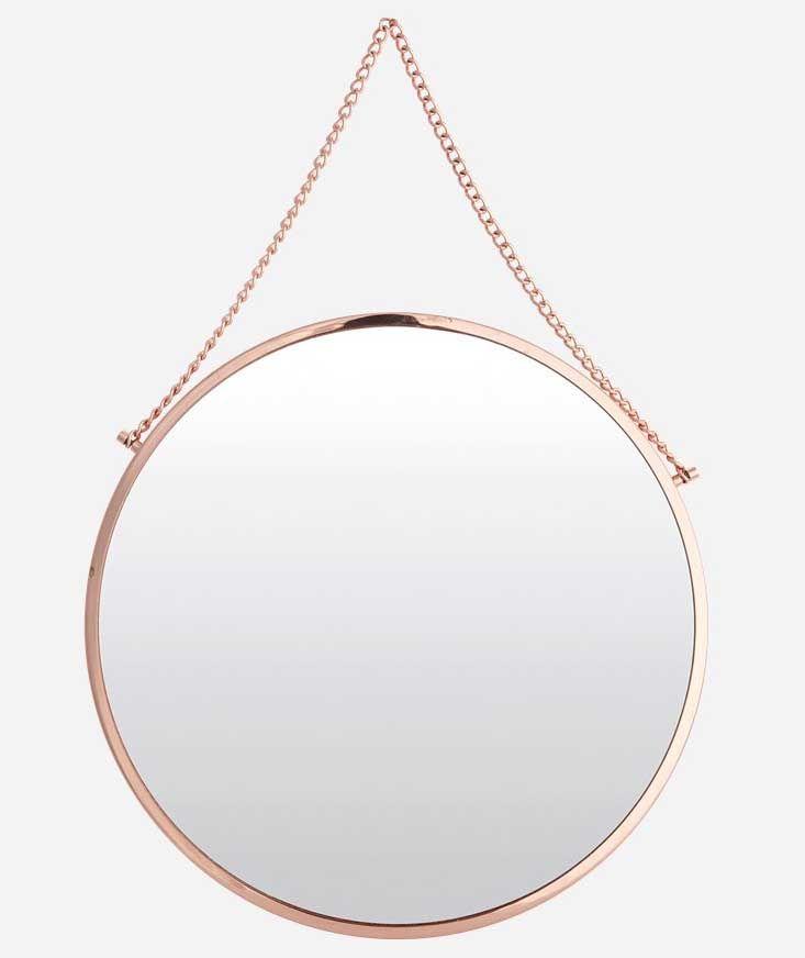 Rundt vegg speil, Bolina - HouseDoctor
