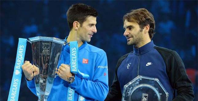 NOVAK DJOKOVIC SWEEPS TO RECORD FOURTH SUCCESSIVE TOUR FINALS TITLE.... See More http://goo.gl/0w0rir