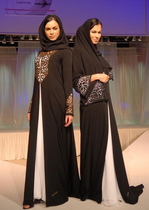 Hijab hijeb hidjab hidjeb foulard abaya el abaya femme tenue noire robe longue robe noir women woman mode عبيات
