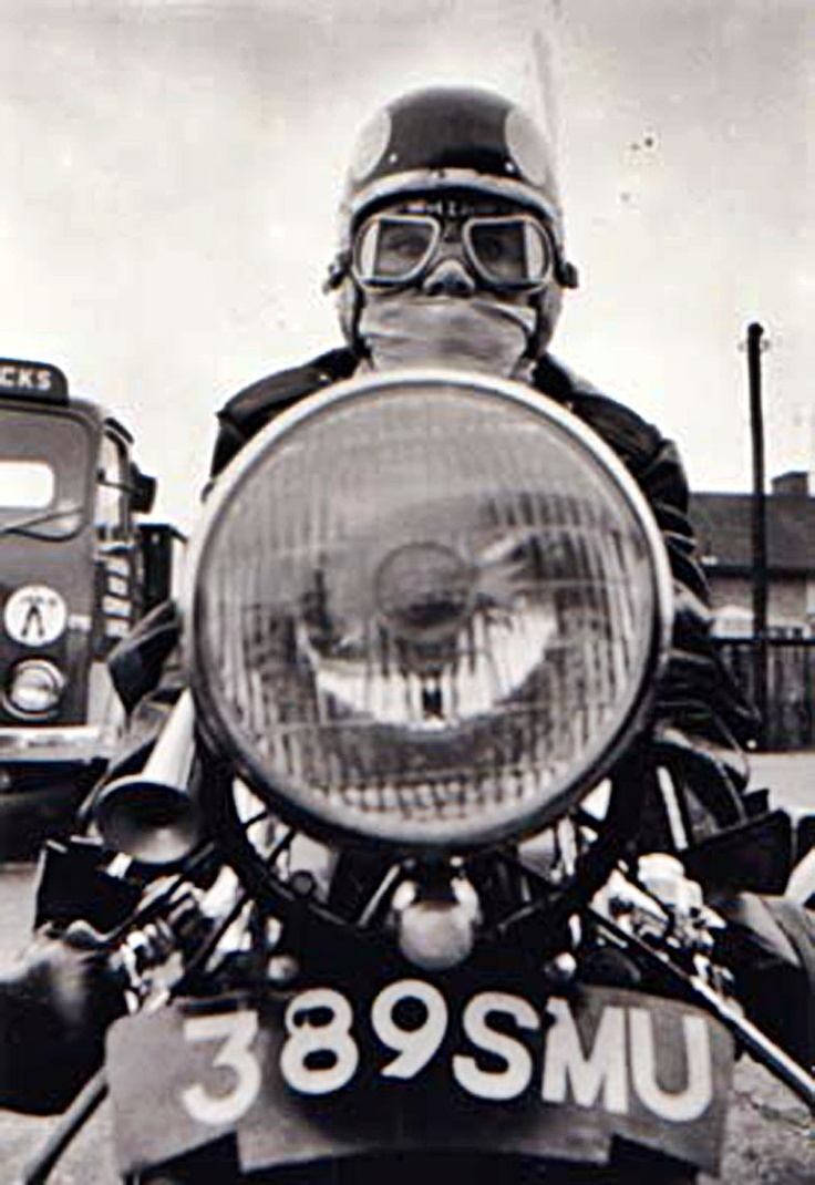 """""""Speak softly and carry a big headlight; you will go far."""""""