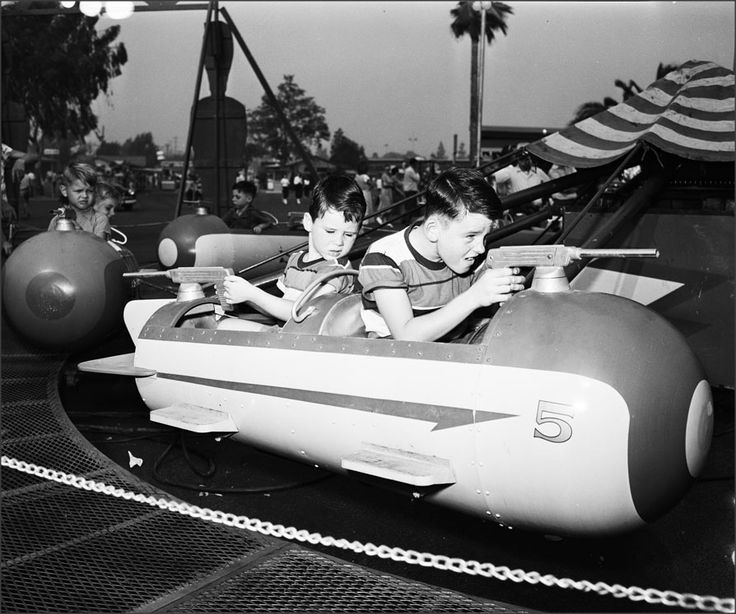1950s Unlimited - Pomona Fair, 1951 Kids and adults alike enjoy...