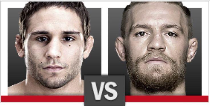 UFC 189 Chad Mendez vs Conor McGregor Prediction