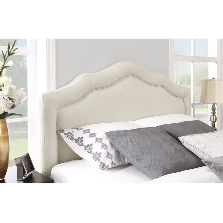 Dorel Signature Sydney Ivory Headboard   Available in Full Queen and King  size   Buy. 13 best Dorel Signature Headboards images on Pinterest