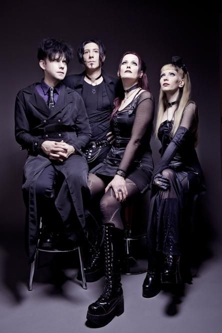 Clan Of Xymox - 80s Goth at its best.