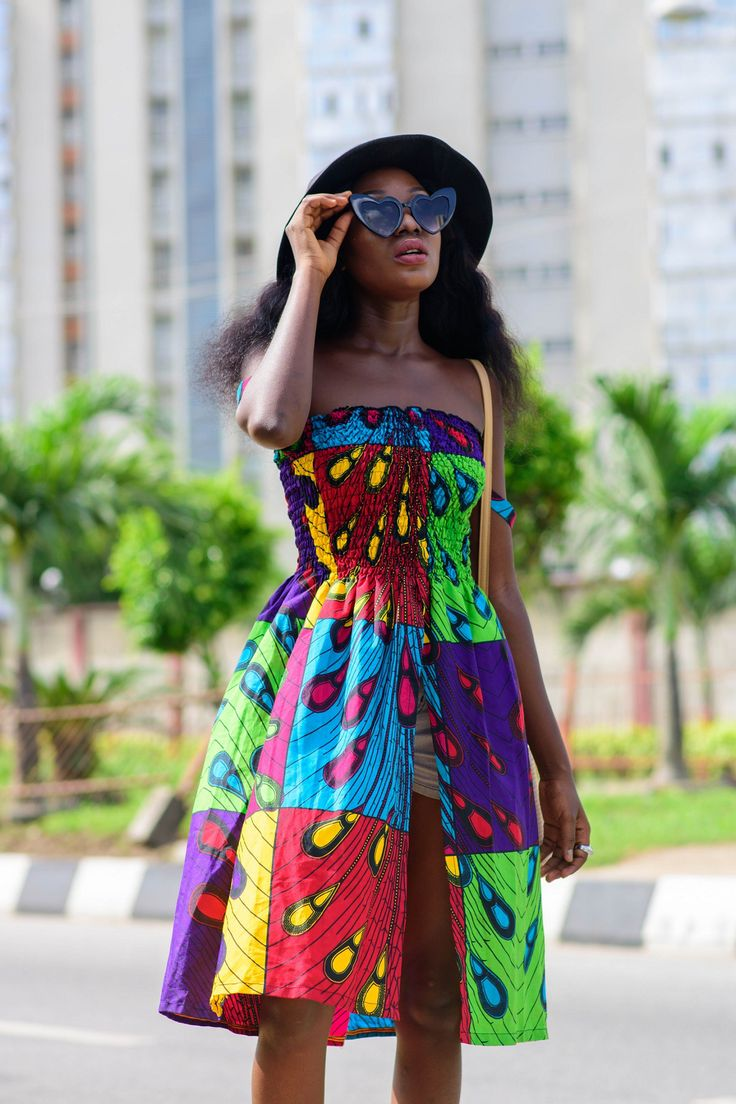 Ankara Print Party 2019 Style African Fashion African