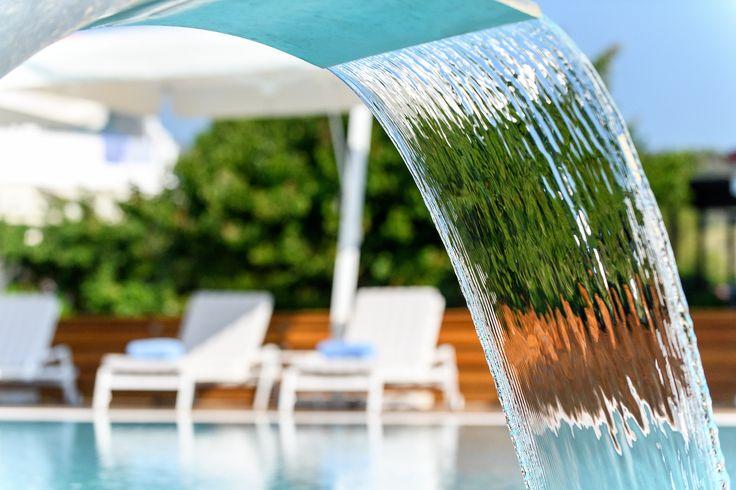 Pool Area - Antigoni Beach Resort