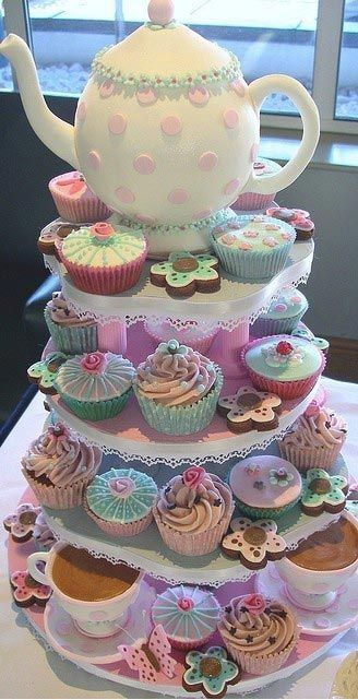 Creative Cupcakes    #creative #cupcakes