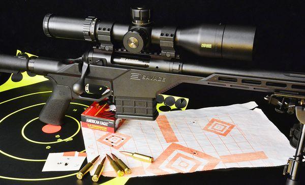 Savage Model 10 BA Stealth Precision Rifle: Gun Review