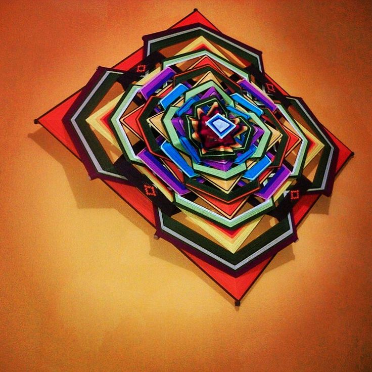 Ojo de Dios - God's Eye
