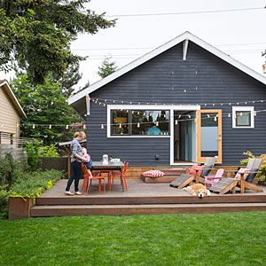 Live Outdoors - 15 Genius Space-Saving Room Ideas - Sunset Mobile