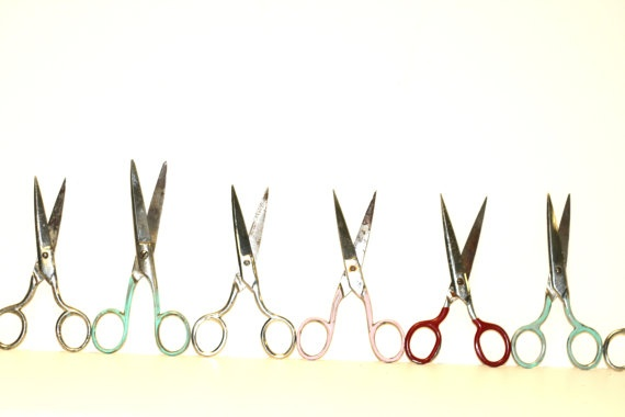 I got the scissors, now where is the paper, and paste! : )