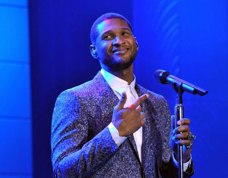 R&B legend Usher told us his confessions and it only made us love him more. He has sold 75 million r... - Lester Cohen/WireImage/Getty Images