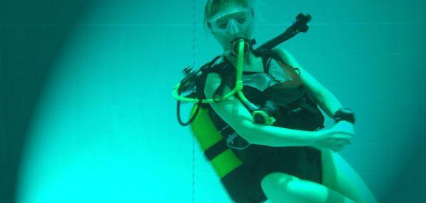 Pratiquer la plongée à NEMO33