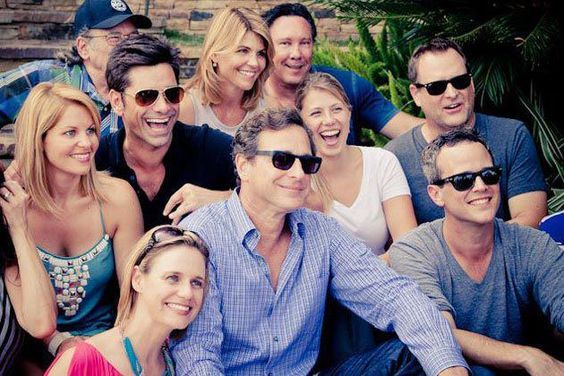 Fuller House Cast | Streaming on Netflix 2/26 | Get Netflix today! #StreamTeam AD