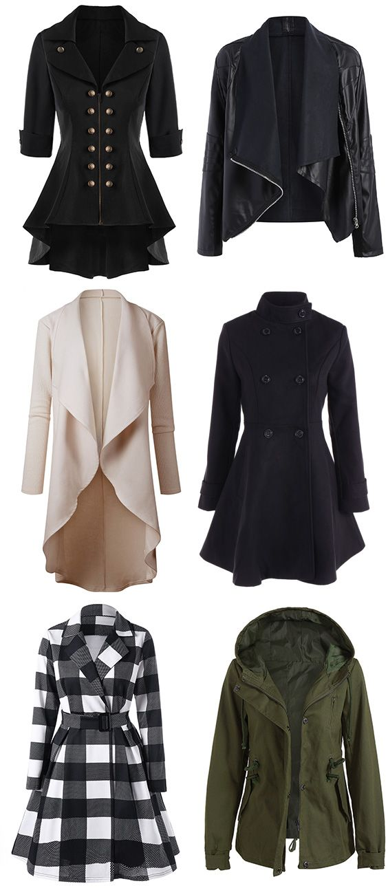 Jackets & Coats:outfits for women