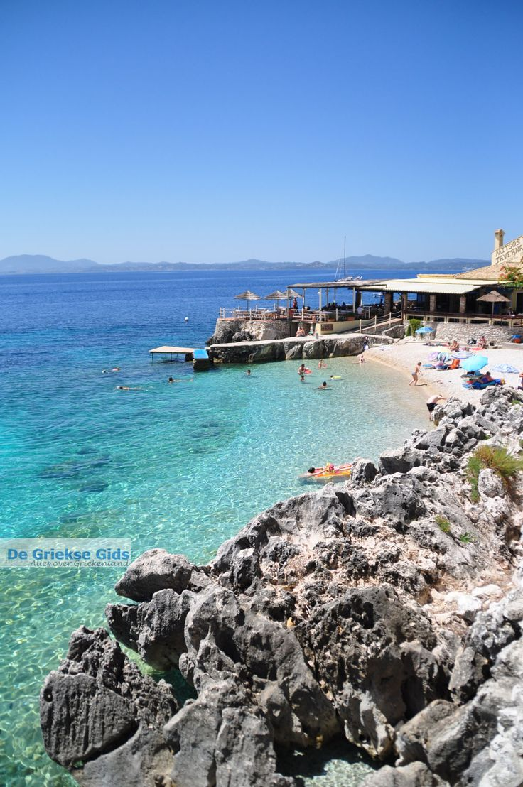 Nissaki   Vakantie Nissaki Corfu   Griekenland