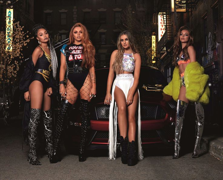 Little Mix - Power Music Video