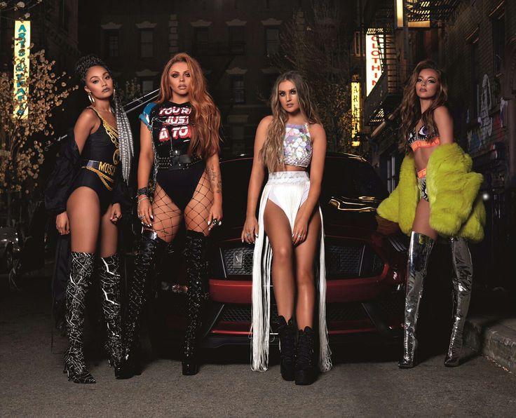 Little Mix - Power Music Video