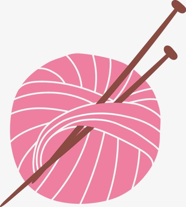 Pink Wool Ball Vector Material Pink Bola De Estambre Vector Png Y Vector Para Descargar Gratis Pngtree Wool Balls Wool Yarn