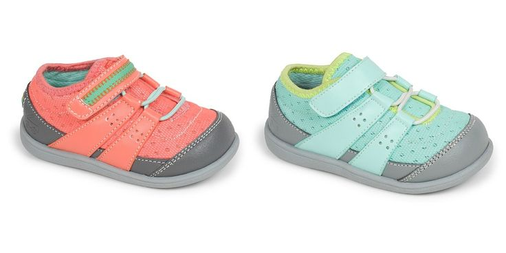 Cool water shoes for kids: See Kai Run's Ranier water shoes for toddlers