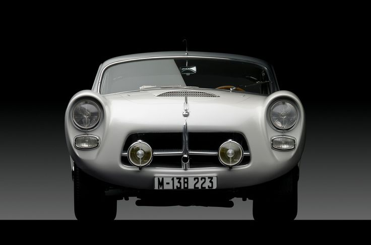 1955 Pegaso Z-102B Image by Michael Furman ©2013