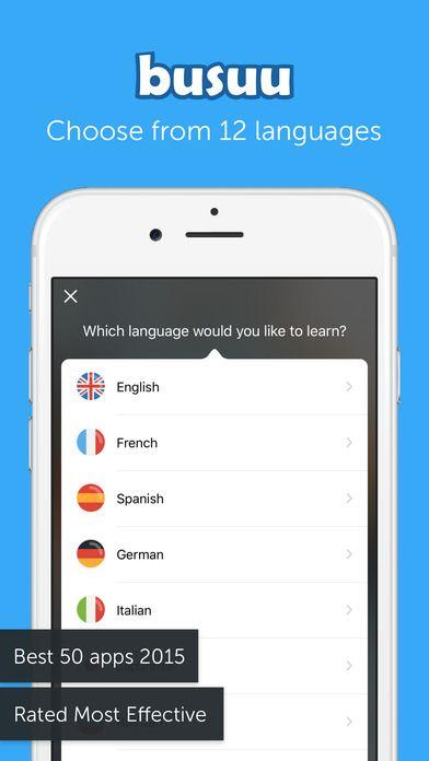 Lær et sprog med denne gratis app