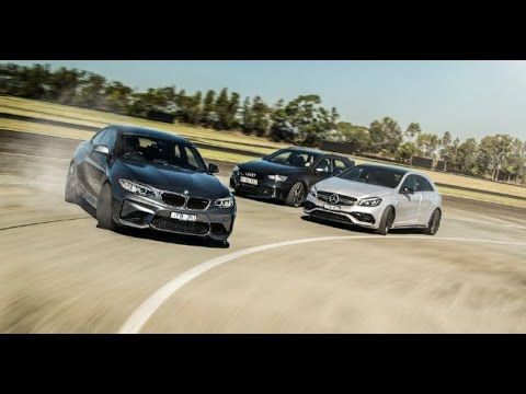 BMW M2 vs RS3 vs AMG 45 review