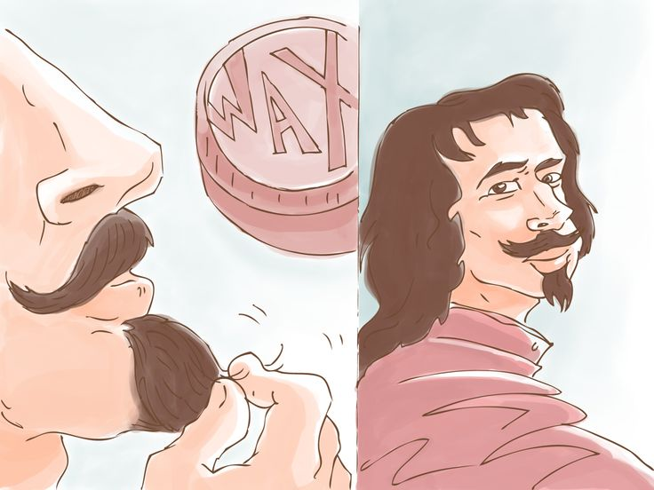 How to Grow a Van Dyke Beard -- via wikiHow.com