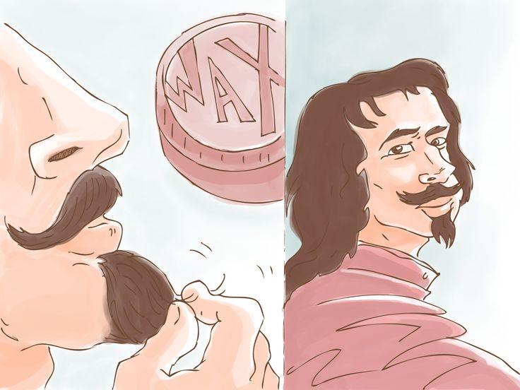 How to Grow a Van Dyke Beard -- via wikiHow.com