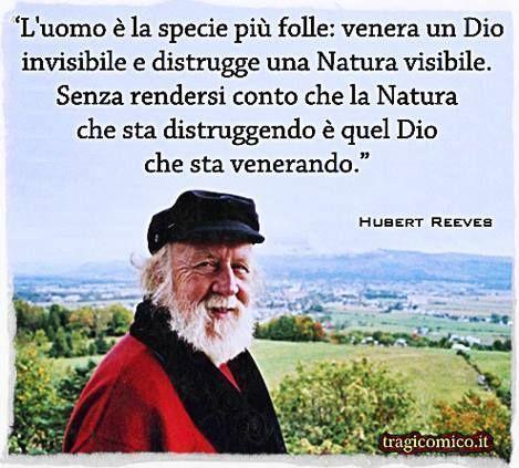 l'uomo e la natura