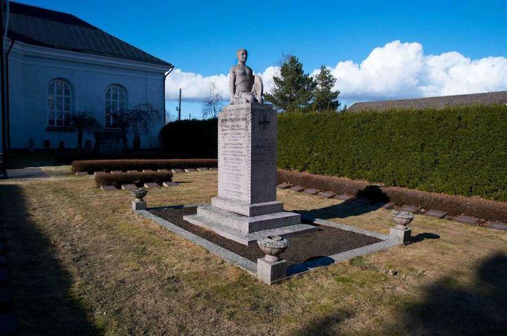 Vähäkyrö: 1918 vapaussodan sankarien muistomerkki