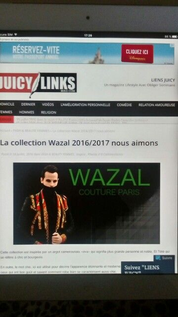 Wazal 2016