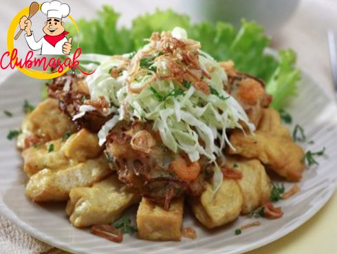 Resep Tahu Gunting, Resep Jamuan, Club Masak