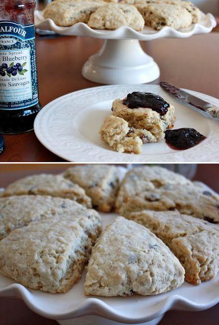 Grandmother Divine's scone recipe